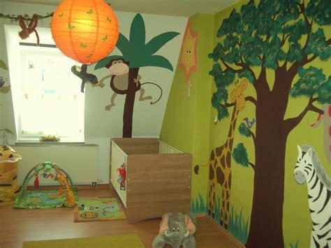 Babyzimmer Gestalten Dschungel by Kinderzimmer Dschungel Kinderzimmer Dschungel