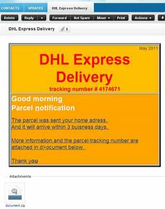 Dhl Express Online : how to deal with dhl express delivery email windows reality ~ Buech-reservation.com Haus und Dekorationen