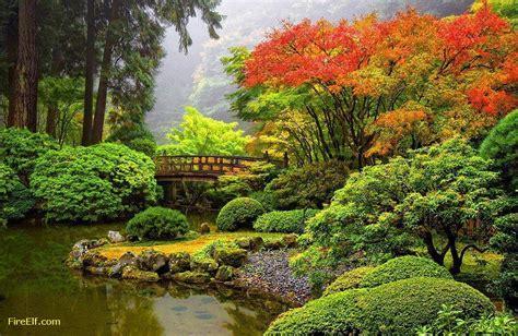 japanese garden portland oregon interesting places to