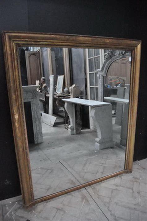 miroir doré ancien miroir ancien achat vente daniel morel