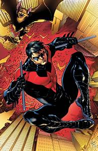 blue or red Nightwing - Dick Grayson - Comic Vine