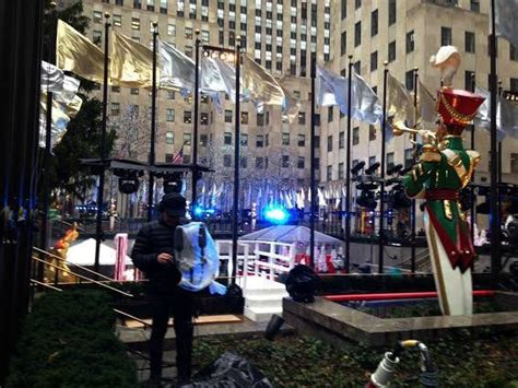 the 2014 rockefeller center christmas tree lighting the lucky penny