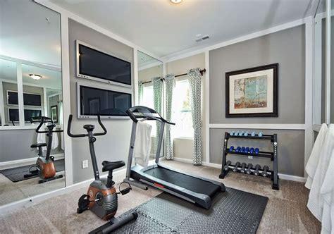 Home Gym Design  Awesome Home