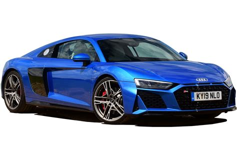 Audi R8 Coupe 2019 Practicality & Boot Space