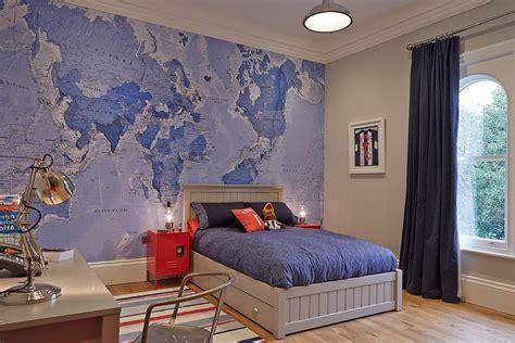 minecraft bedroom wallpaper kids contemporary  world