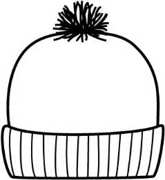 HD wallpapers knit hat coloring page