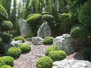 Gartengestaltung Mit Steinen : 100 unglaubliche bilder moderner steingarten ~ Watch28wear.com Haus und Dekorationen