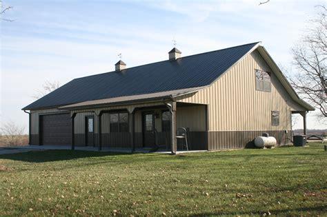 pole barn home pole barns as homes king city lumber mound city lumber