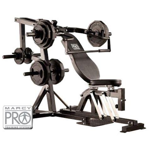 Banc De Musculation  Marcy Pm 4400fitnessboutique