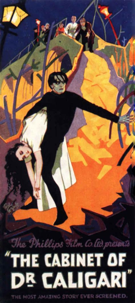 The Cabinet Of Doctor Caligari by Cabinet Of Dr Caligari The