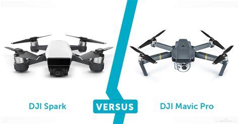 dji spark  dji mavic pro drone uav quadcopter