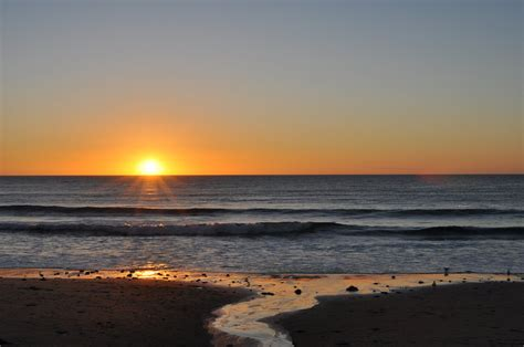 South Australian Beach Sunset By Debugnus On Deviantart