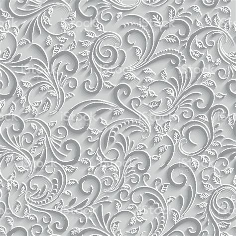 paper  floral pattern stock vector art  images