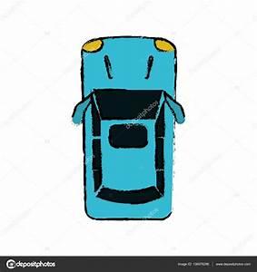 Voiture Vu De Haut : dessin voiture parking vue de dessus image vectorielle jemastock 136976296 ~ Medecine-chirurgie-esthetiques.com Avis de Voitures