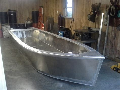 Offshore Fishing Boat Build by Possible Aluminum Offshore Build Page 2 The Hull Truth
