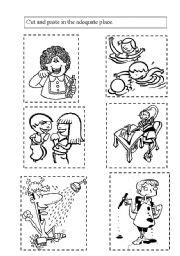 images  staying healthy worksheets healthy