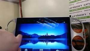 Обзор Магнитола VW TIGUAN с Экраном HD 10 2 дюйма Andro