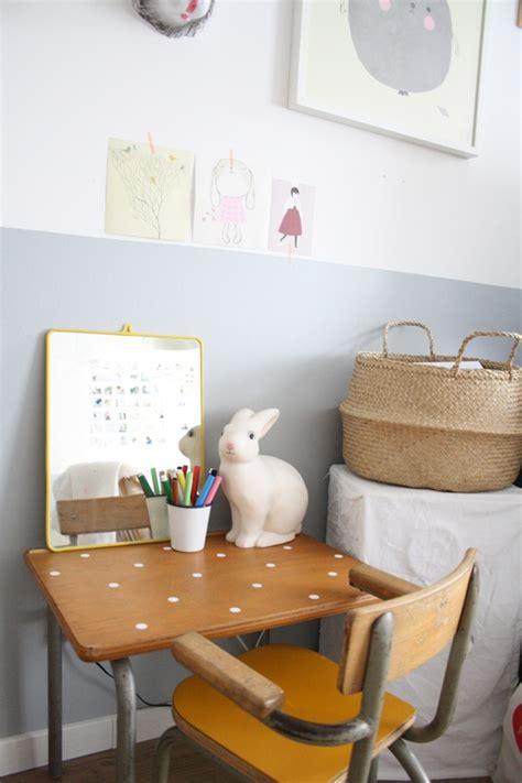 d o vintage chambre bureau ecolier vintage deco chambre enfant 2