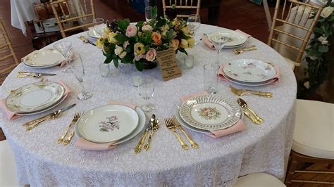 Table Linens : 35 Unique Wedding Table Linens Ideas