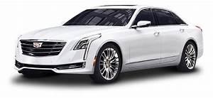 Cadillac CT6 White Car PNG Image - PngPix