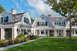 traditional cape cod house plans chatham gambrel ahearn architect