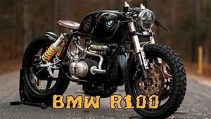 Cafe Racer Bmw : bmw r100 cafe racer youtube ~ Medecine-chirurgie-esthetiques.com Avis de Voitures