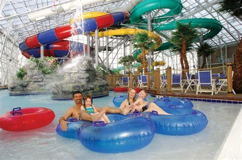 indoor water park roundup