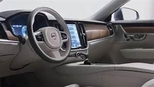 Volvo S90 Inscription Luxe : volvo s90 berline de luxe vue int rieure youtube ~ Gottalentnigeria.com Avis de Voitures
