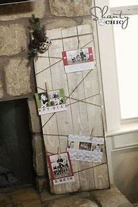1000 ideas about Christmas Card Display on Pinterest