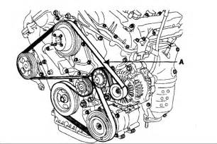 2005 hyundai santa fe battery alternator bearings the pulley wheel or the whole unit diagram
