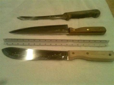 antique kitchen knives vintage kitchen knives question about antique kitchen knives the ebay community myblades