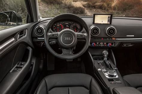 audi  sedan black interior road trip pinterest