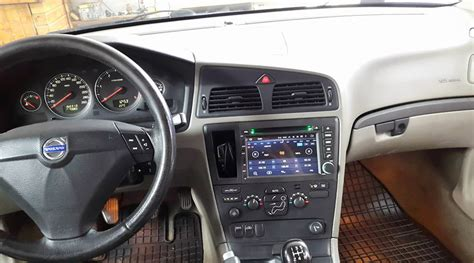 volvo sv   aftermarket navigation car stereo