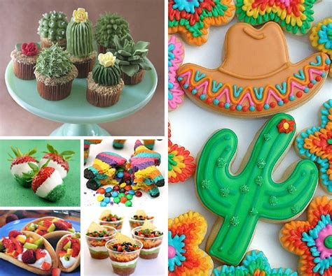 mexican themed dinner party home party ideas