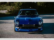 For Sale 1973 Datsun 240Z with a Turbo L28 – Engine Swap