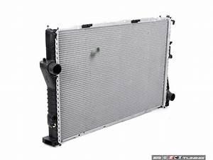 Genuine Bmw - 17111702969 - Radiator  Manual