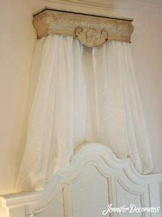 target shabby chic canopy 1000 ideas about curtain rod headboard on pinterest curtain rods headboards and curtains