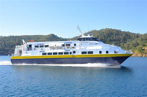 Catamaran Passenger Boats For Sale by 1996 Catamaran Passenger Ferry Power Boat For Sale Www