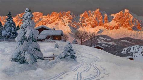 Scenery Picture by Winter Scenery Hd1080p