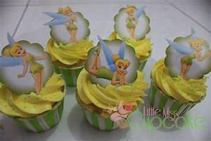 Tinkerbell World fo Dania's 9th Birthday | Little Miss Cupcake