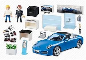 Voiture Playmobil Porsche : playmobil 5991 porsche 911 targa 4s bleu au meilleur prix ~ Melissatoandfro.com Idées de Décoration