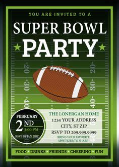 bowl invitations templates 1000 images about bowl 2014 on bowl bowl and football