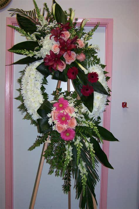 funeral sympathy flowers glendale ca funeral arrangement