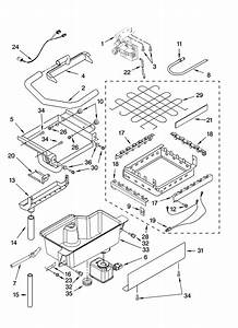 Wiring Diagram For Kitchenaid Ice Maker