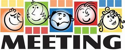 Meeting Clip Church Clipart Parents Leadership Noss