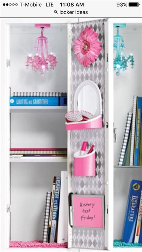 ways  decorate  small locker wikihow