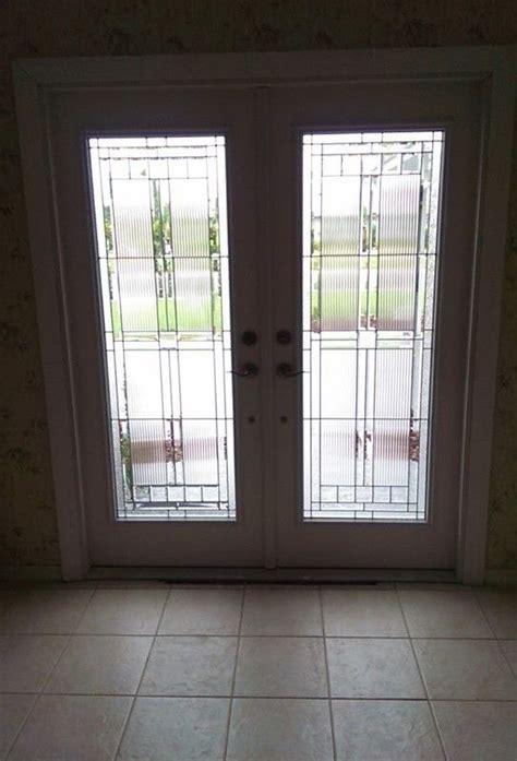 thermatru saratoga decorative door glass inserts door