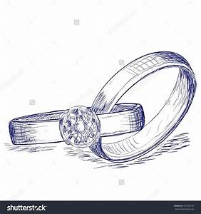 wedding rings drawing wedding dress collections With how to draw a wedding ring