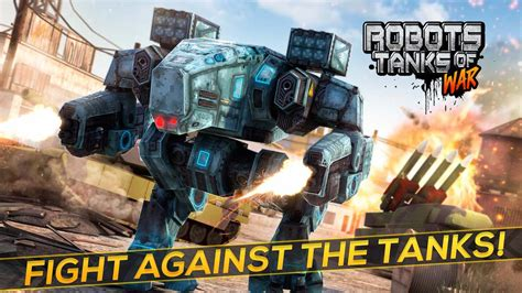 Free Robots Fighting Game
