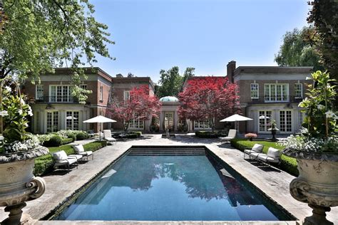 The 6 Most Expensive Homes For Sale In Toronto Right Now